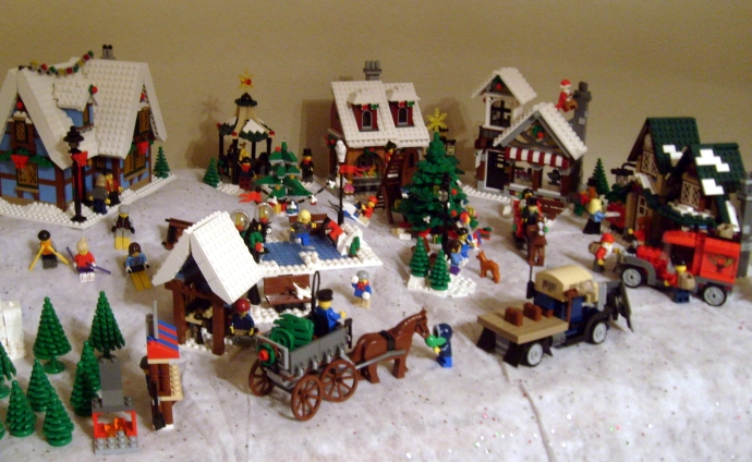 2012 LEGO Winter Village
