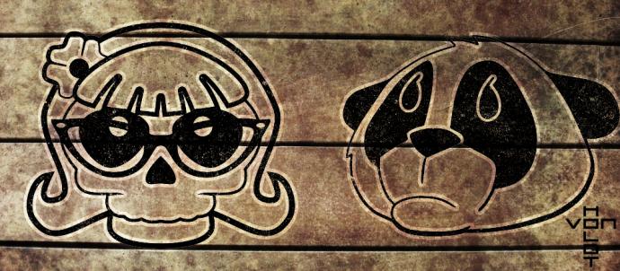 skull & panda