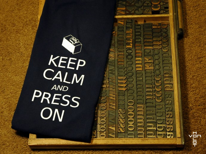press on shirt